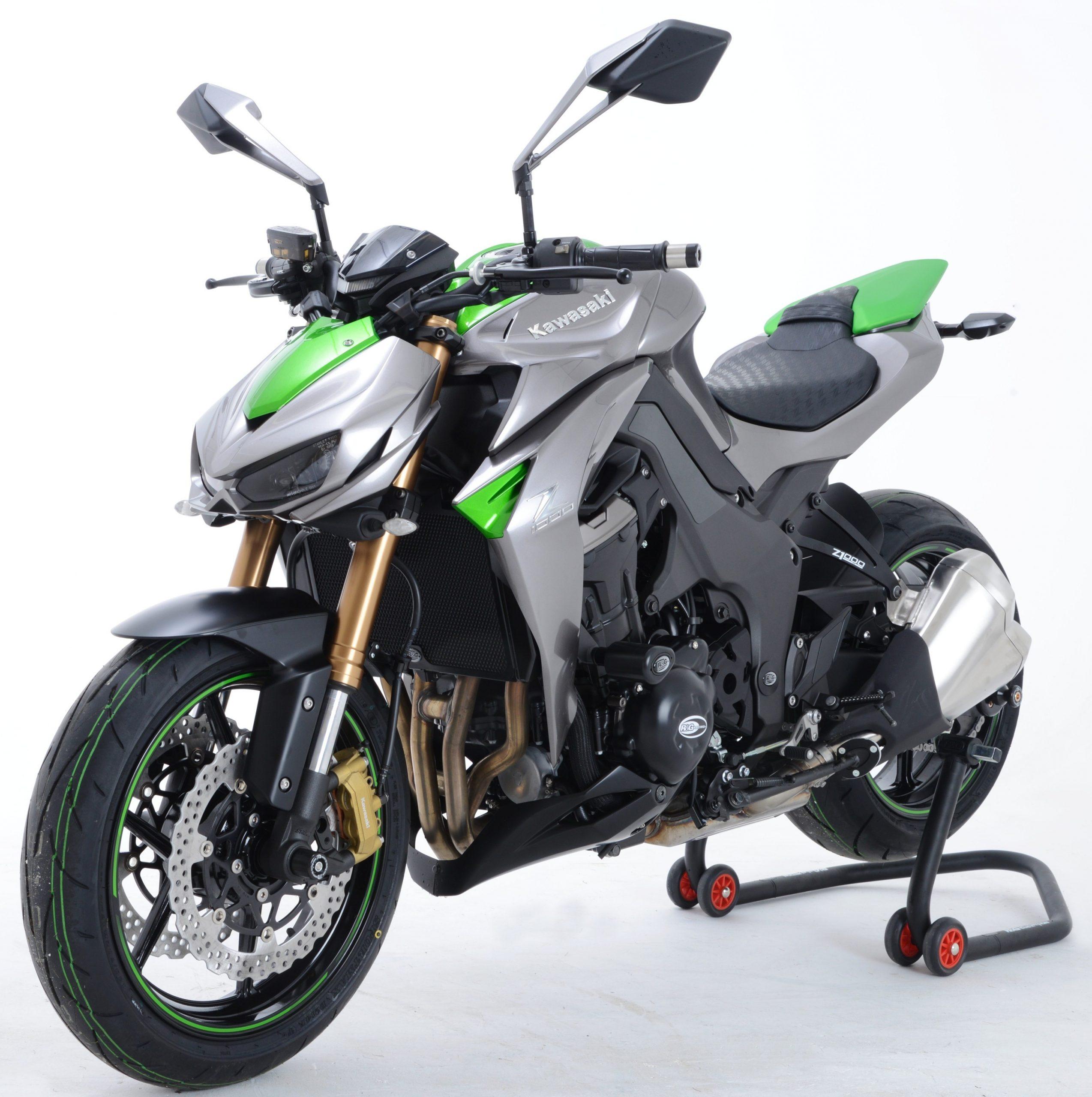 Kawasaki Z1000 2018 | Precio, ficha tecnica, Opiniones y